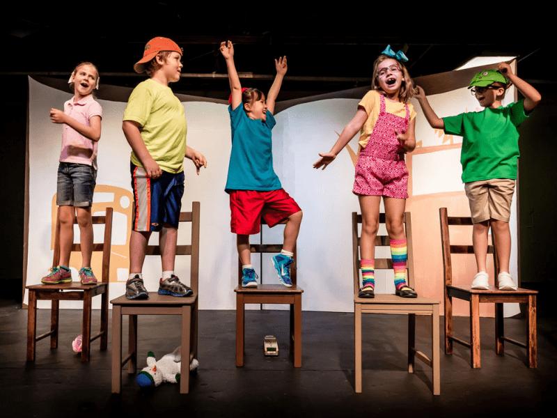 SAYEM Uzaktan Eğitim Çocuklar İçin Oyun Sahneleme Sertifikalı Eğitim Programı