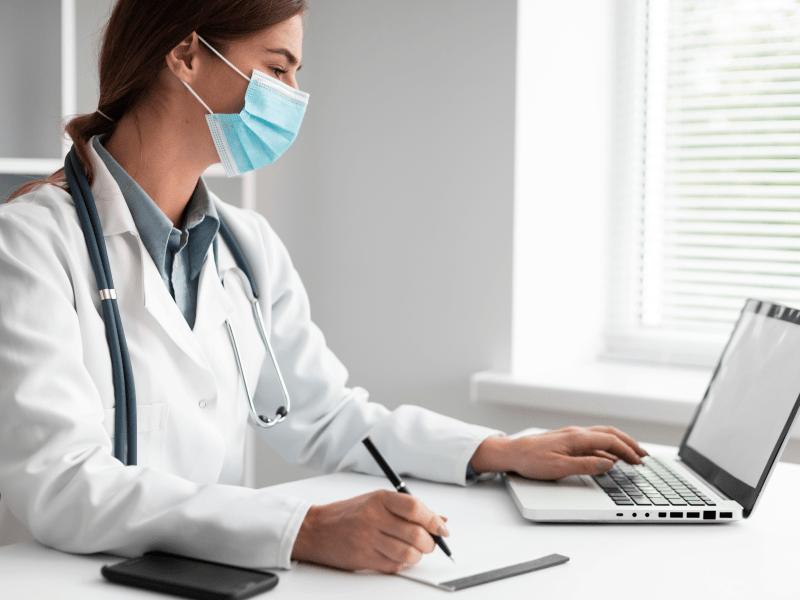 SAYEM Uzaktan Eğitim Hasta Kayıt ve Kabul-Tıp Sekreterliği Eğitim Programı