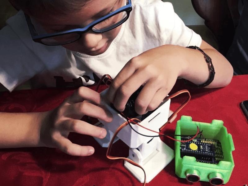 SAYEM Uzaktan Eğitim Robotik Kodlama Eğitmen Eğitimi(Uygulayıcı Belge)